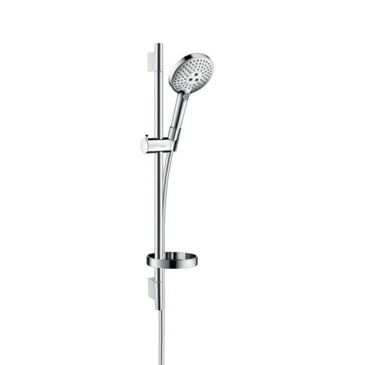 hansgrohe raindance select s 120 3jet shower set uk bathrooms. Black Bedroom Furniture Sets. Home Design Ideas