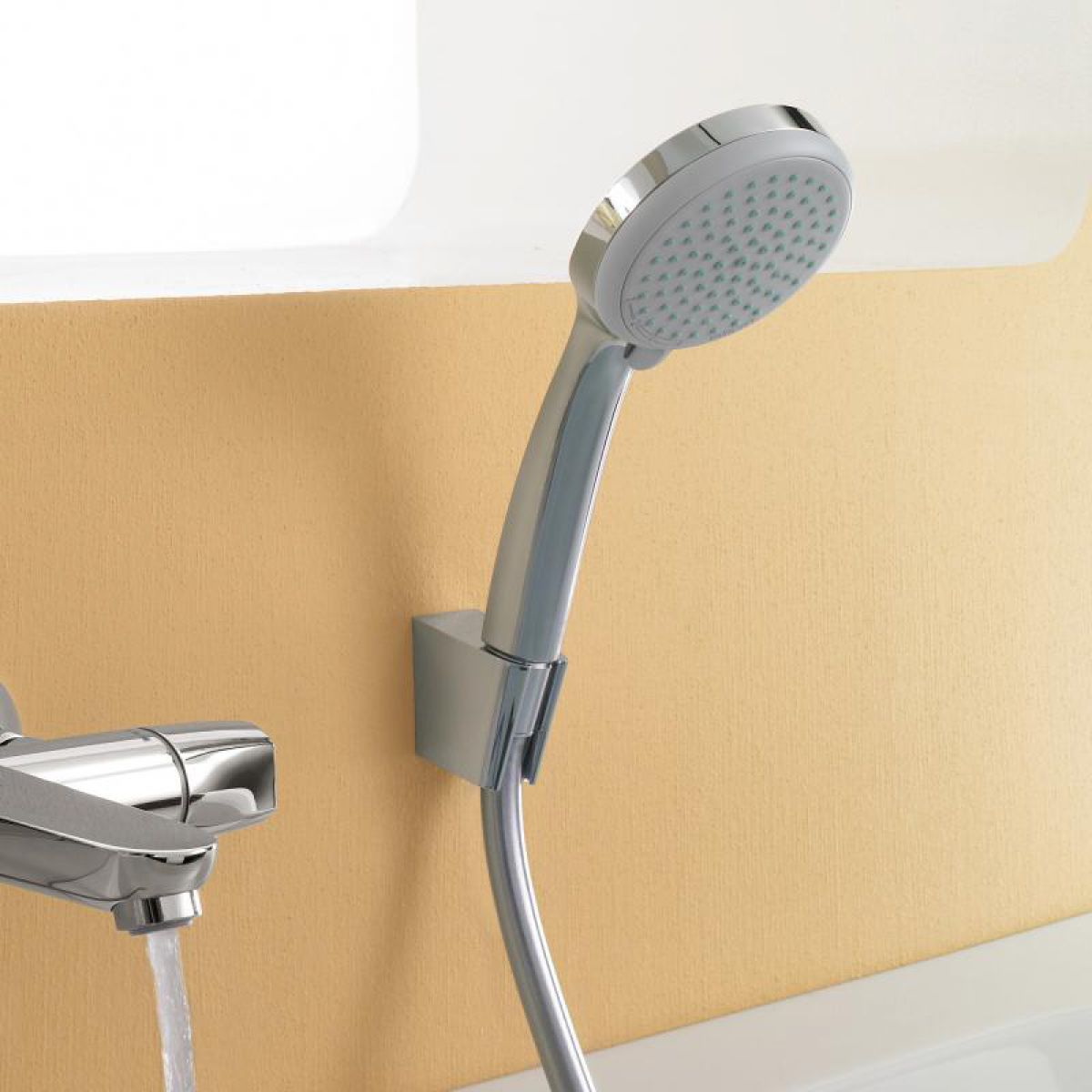 Turbo Hansgrohe Croma 100 Porter S Shower Handset : UK Bathrooms DO43
