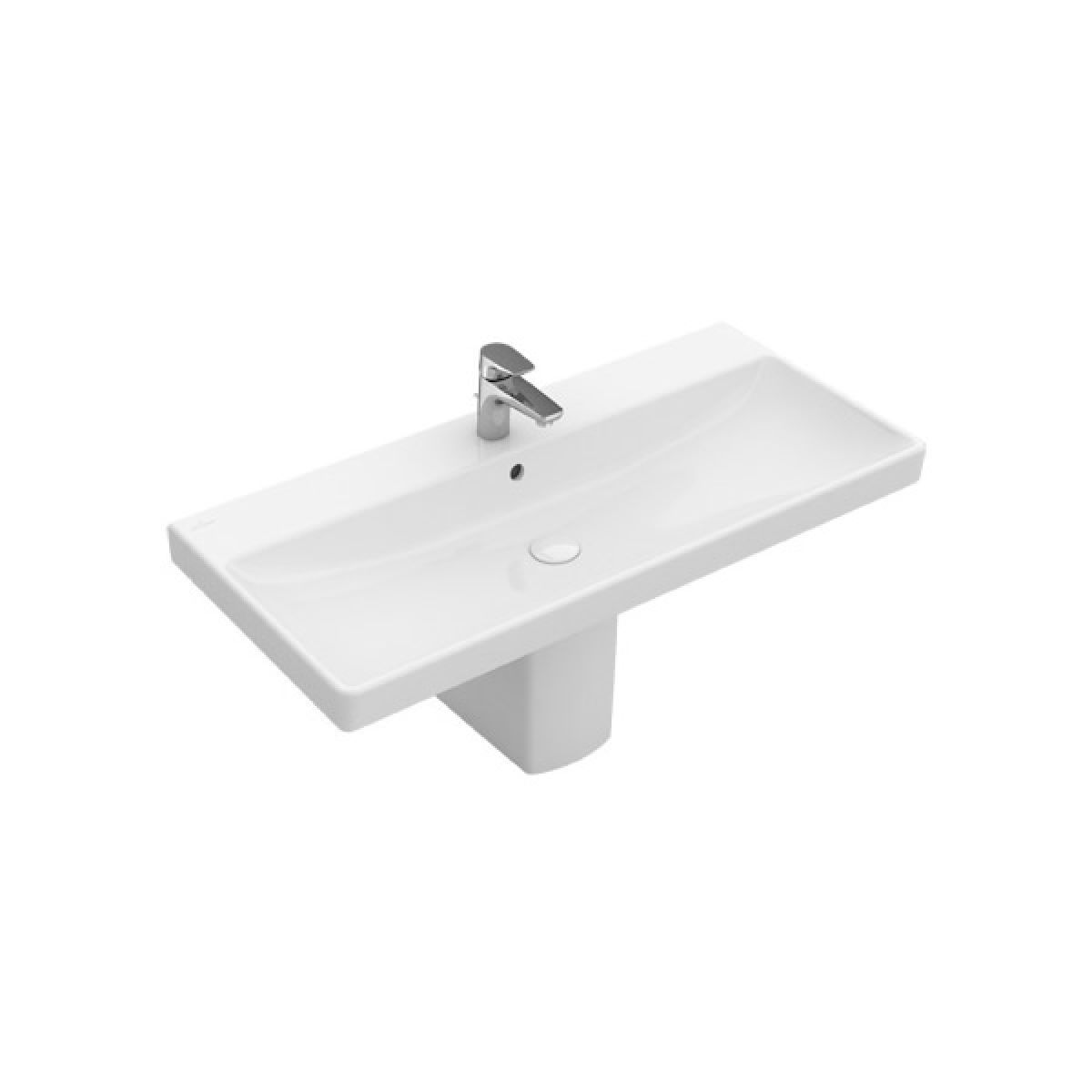 villeroy boch avento washbasin uk bathrooms. Black Bedroom Furniture Sets. Home Design Ideas