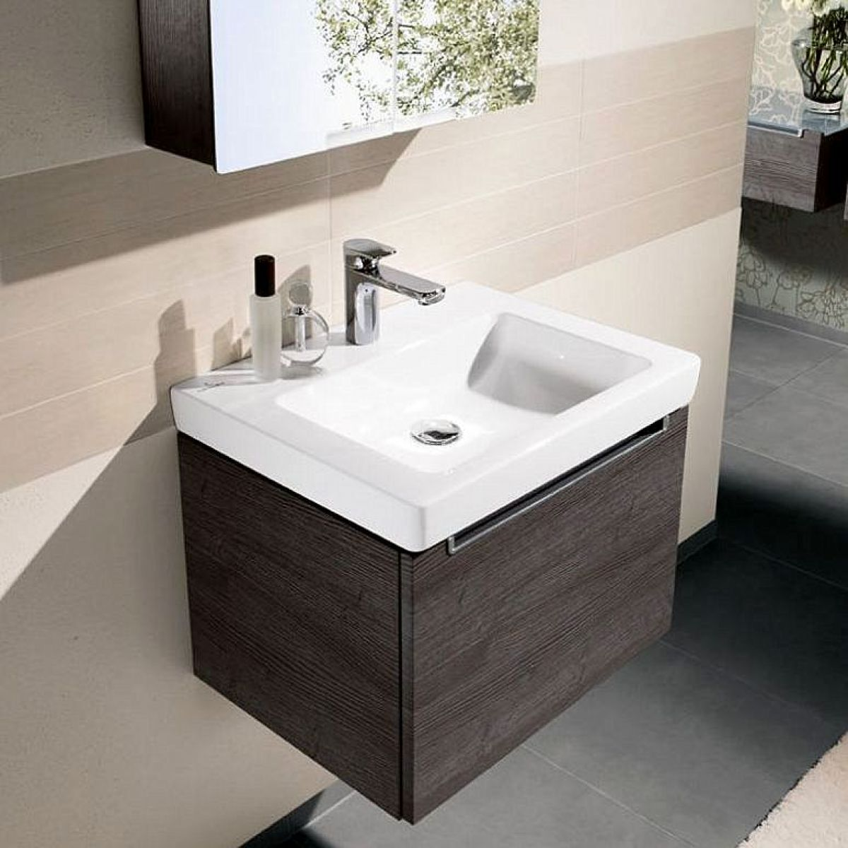 V B Subway 2 0 Washbasin Vanity Unit Uk Bathrooms