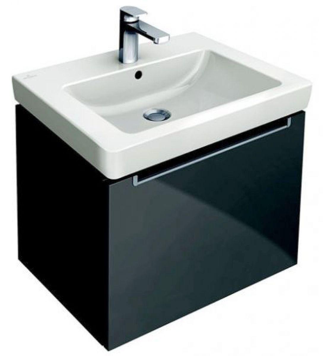 v b subway 2 0 washbasin vanity unit uk bathrooms. Black Bedroom Furniture Sets. Home Design Ideas