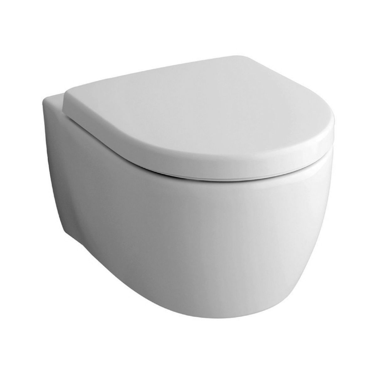 Geberit Icon Rimfree Wall Hung Toilet Uk Bathrooms