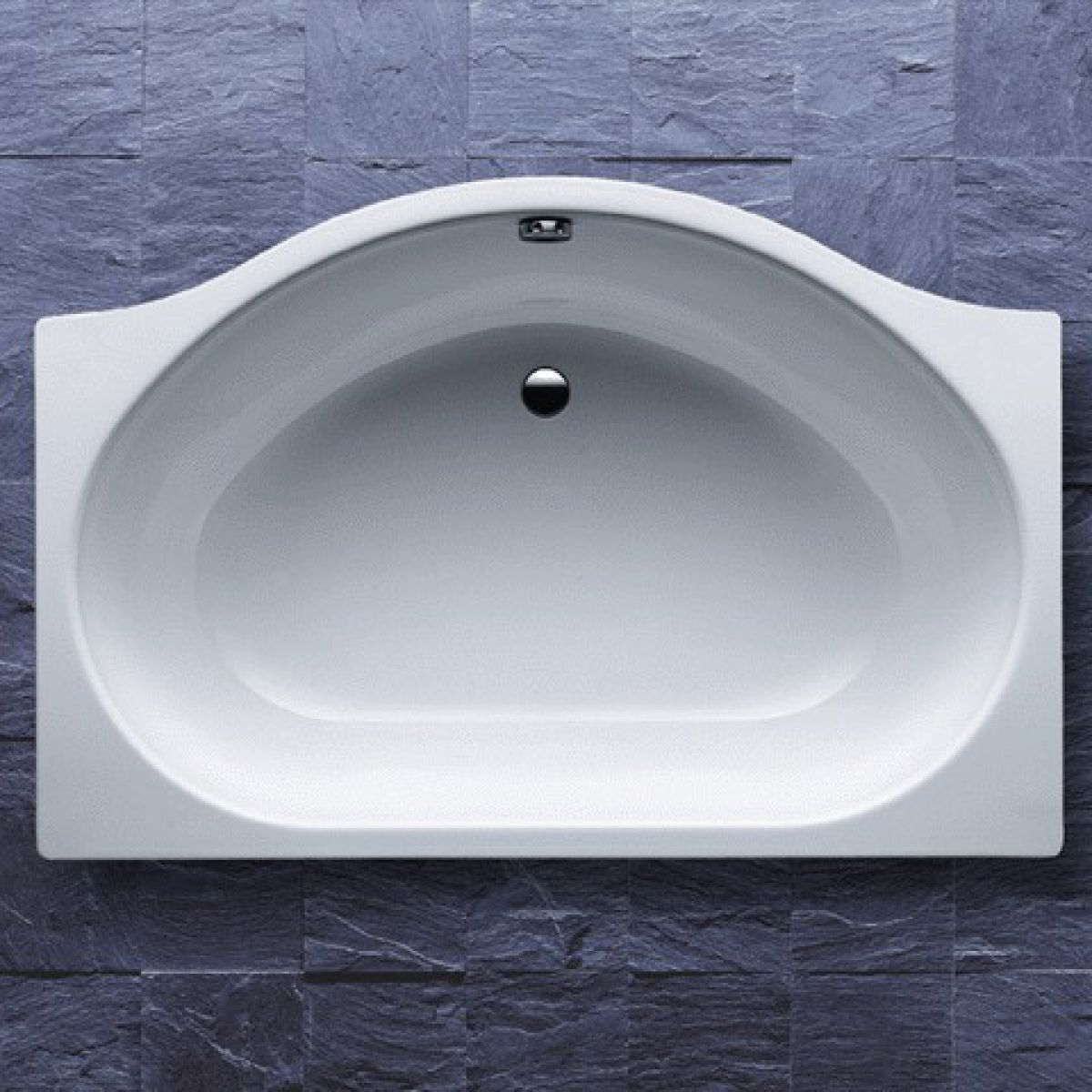 Kaldewei Duo Pool Freestanding Bath : UK Bathrooms
