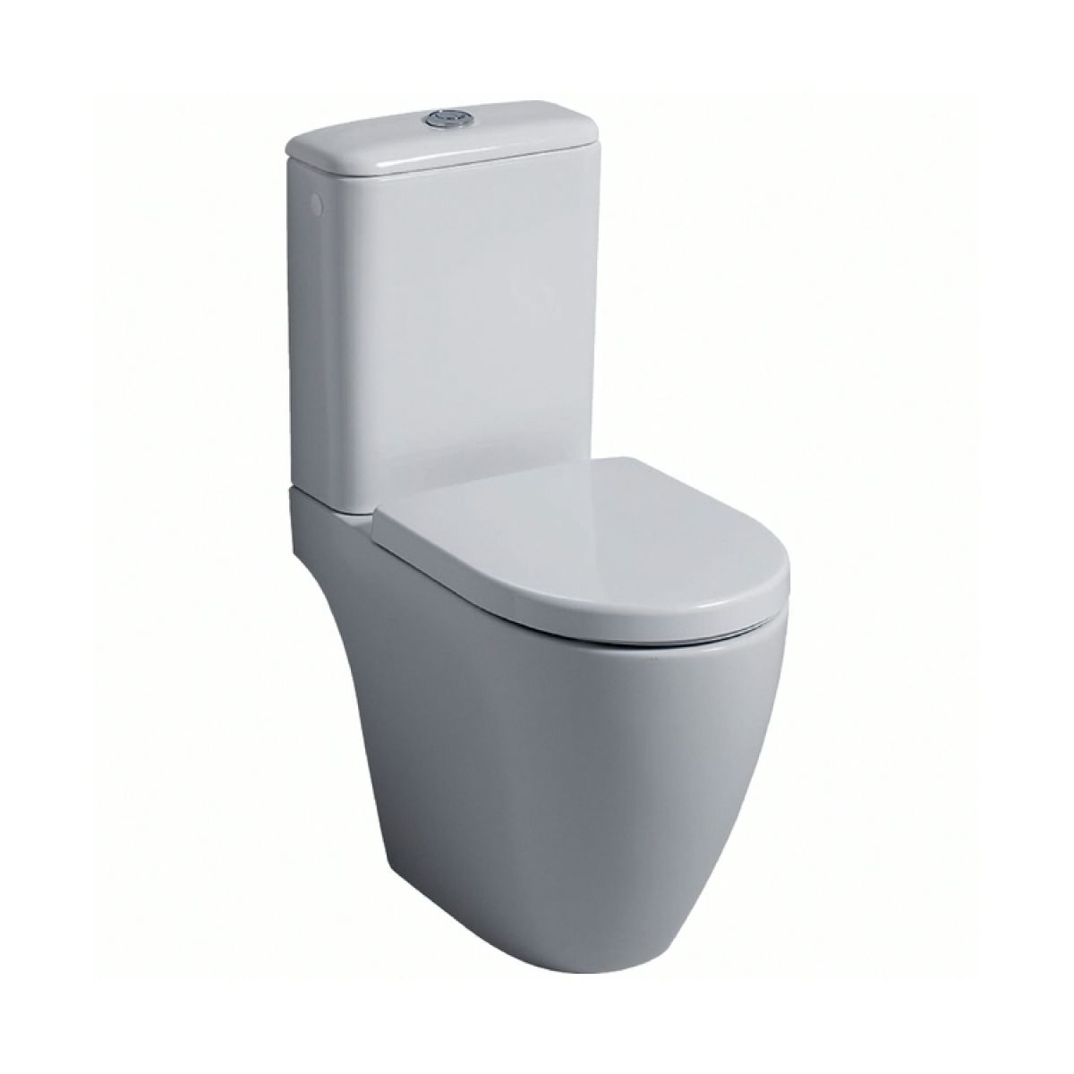 geberit icon close coupled toilet uk bathrooms. Black Bedroom Furniture Sets. Home Design Ideas