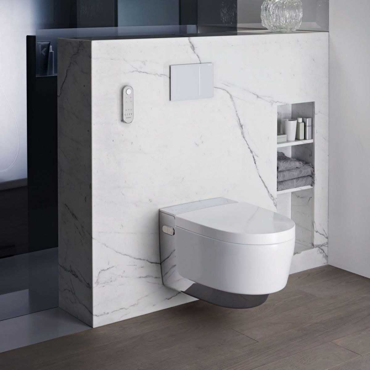 Geberit Aquaclean Mera Comfort Shower Toilet