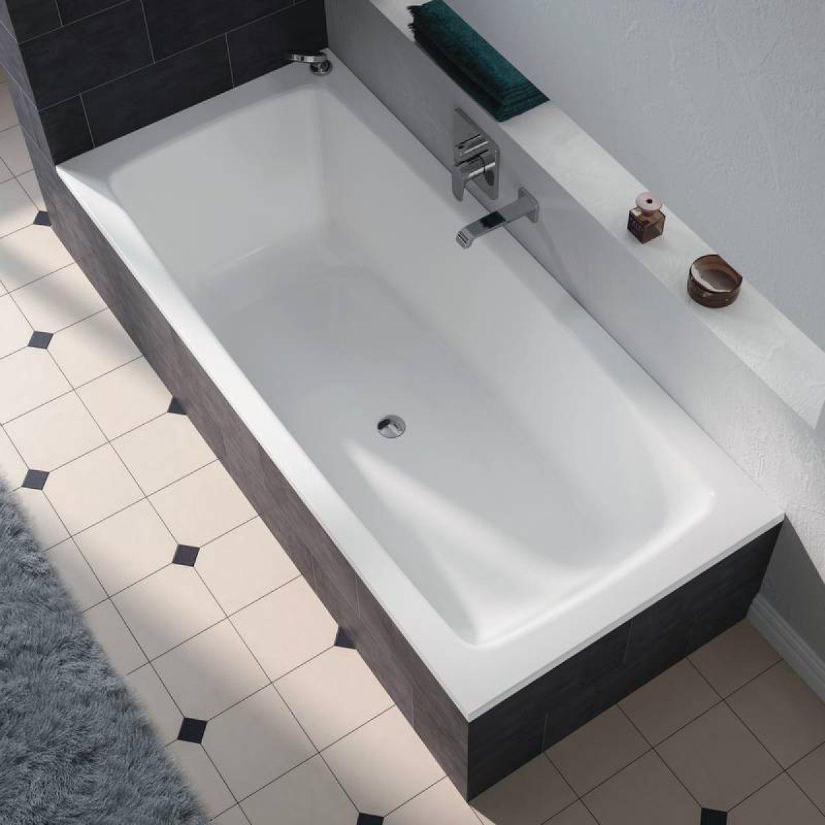 kaldewei cayono duo steel bath uk bathrooms. Black Bedroom Furniture Sets. Home Design Ideas