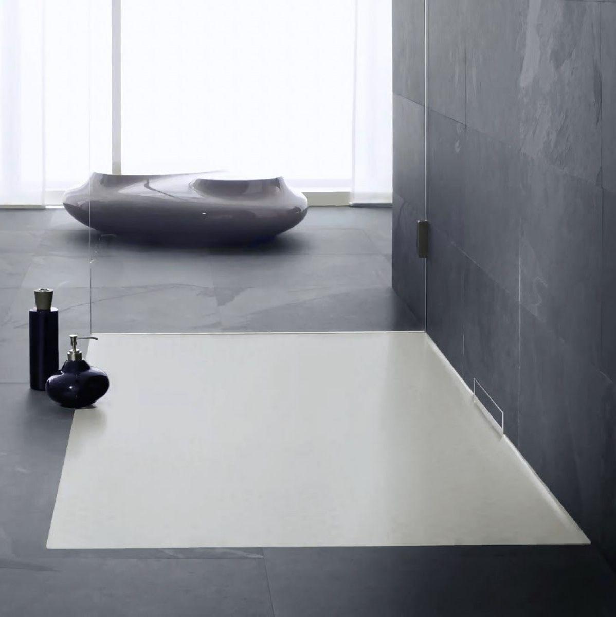 kaldewei xetis rectangular steel shower tray uk bathrooms. Black Bedroom Furniture Sets. Home Design Ideas