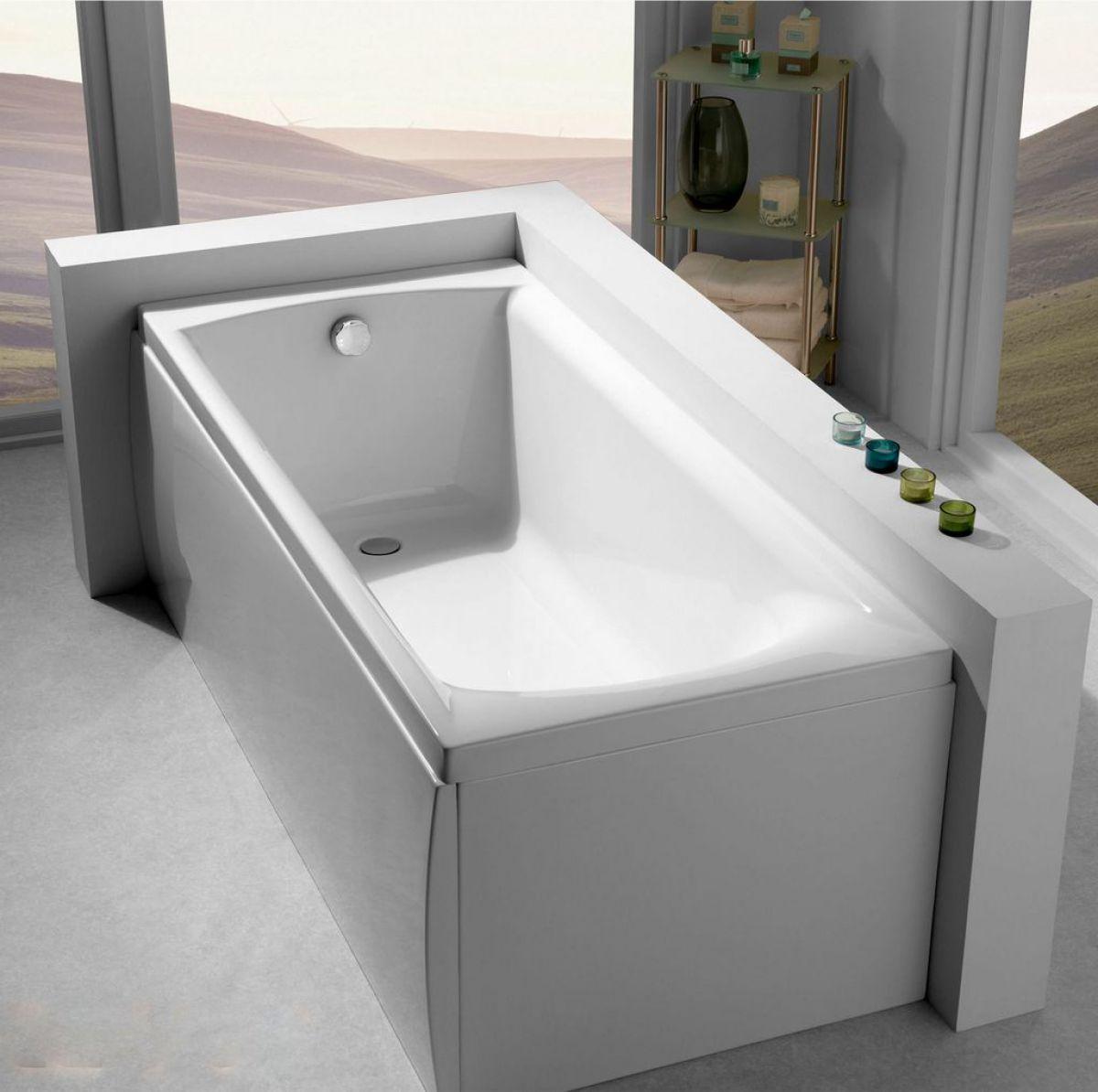 Carron Delta Standard Bath : UK Bathrooms