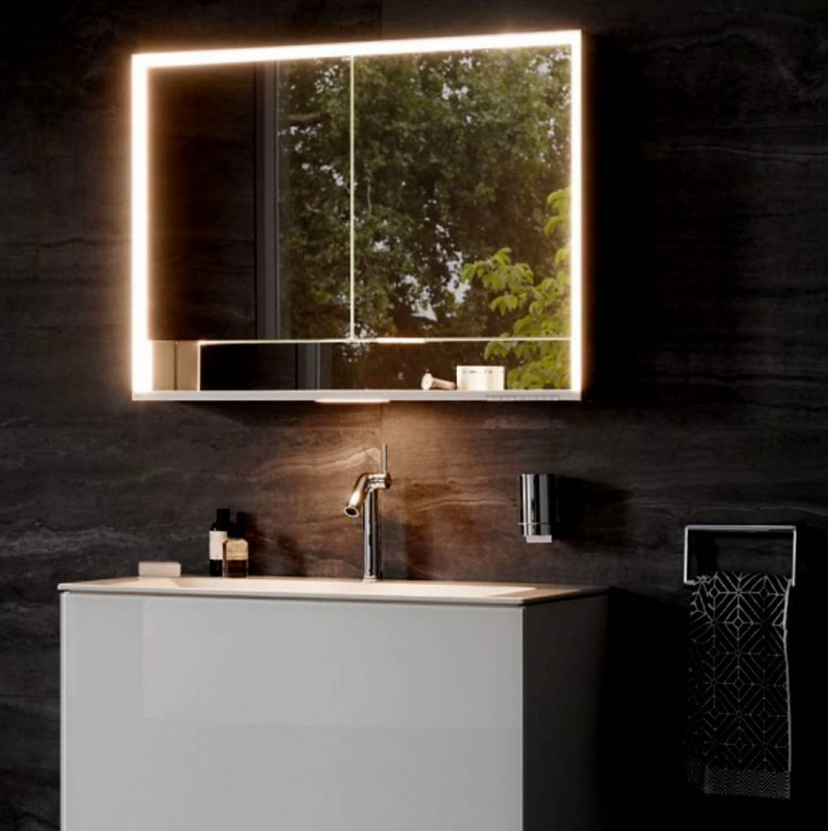 keuco bathroom cabinets keuco royal lumos mirror cabinet uk bathrooms 13299