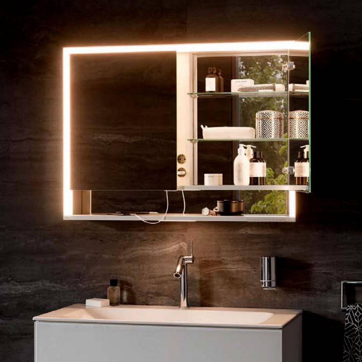 Keuco Royal Lumos Mirror Cabinet ...