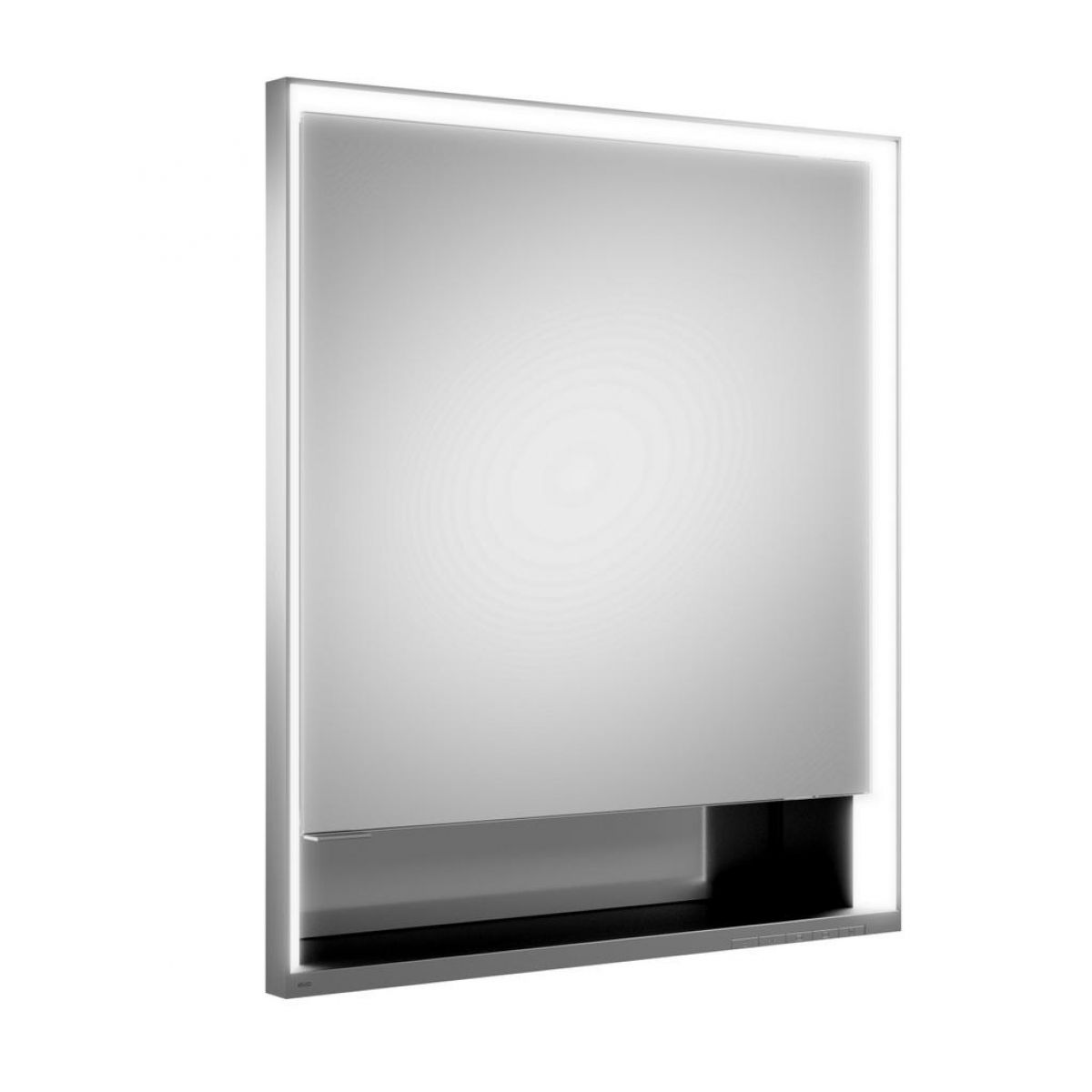 Superbe ... Keuco Royal Lumos Recessed Mirror Cabinet ...