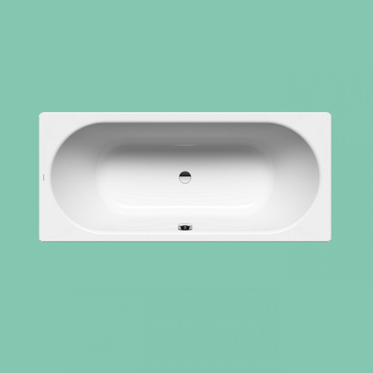 Kaldewei Classic Duo Steel Bath : UK Bathrooms