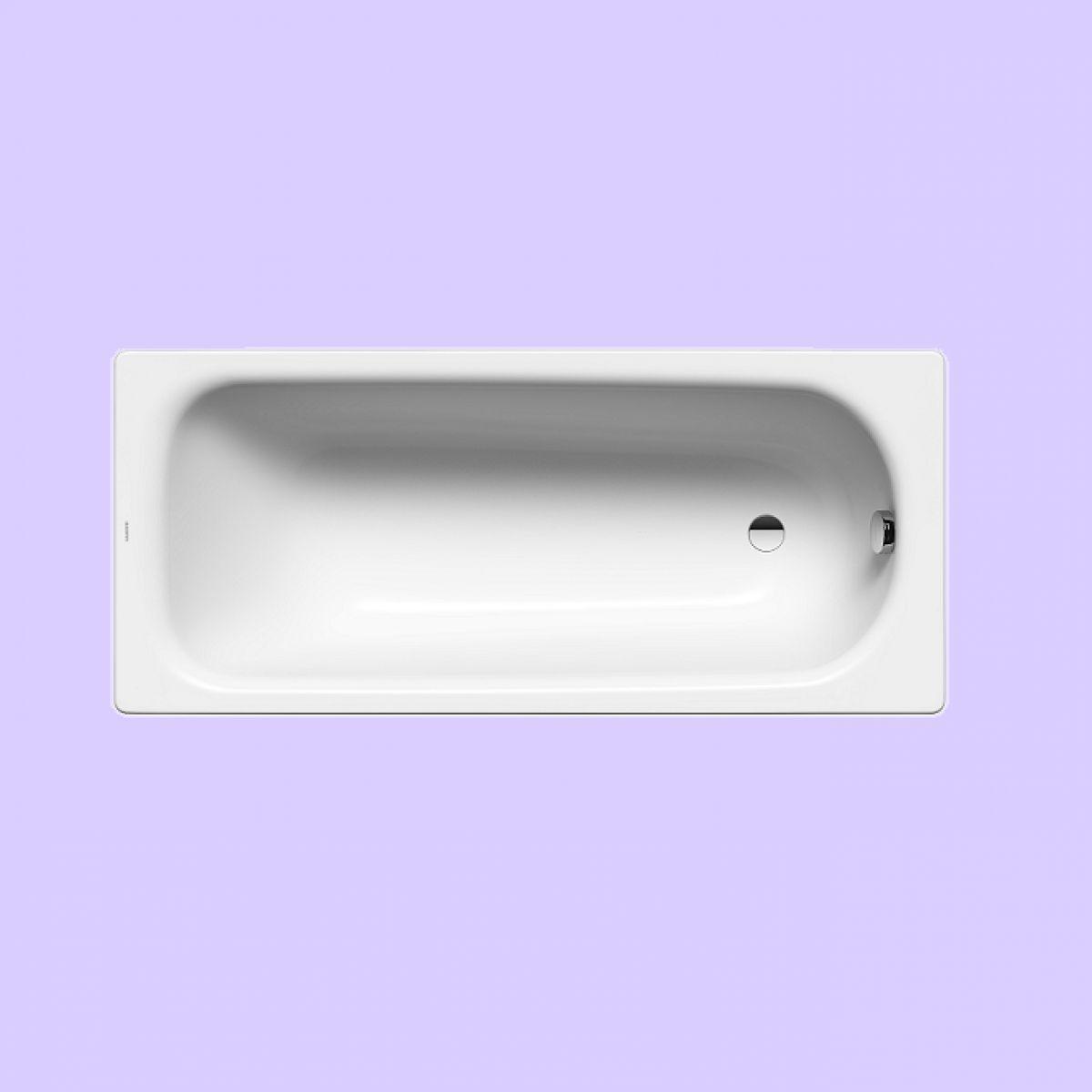 Kaldewei Saniform Plus Steel Bath - 111820000001