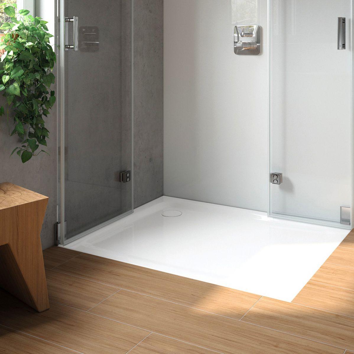 Kaldewei Superplan Steel Shower Tray : UK Bathrooms