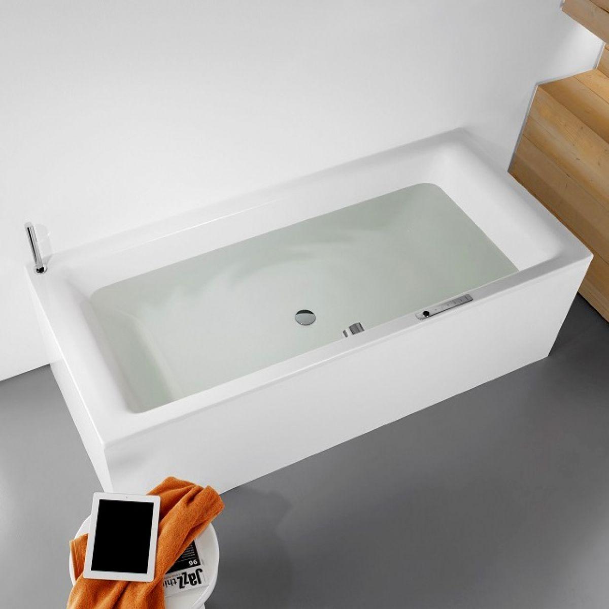 Kaldewei Puro Duo Double Ended Steel Bath   20