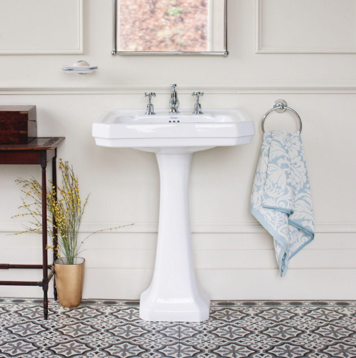 Victorian bathroom sink - Burlington Victorian Bathroom Basin