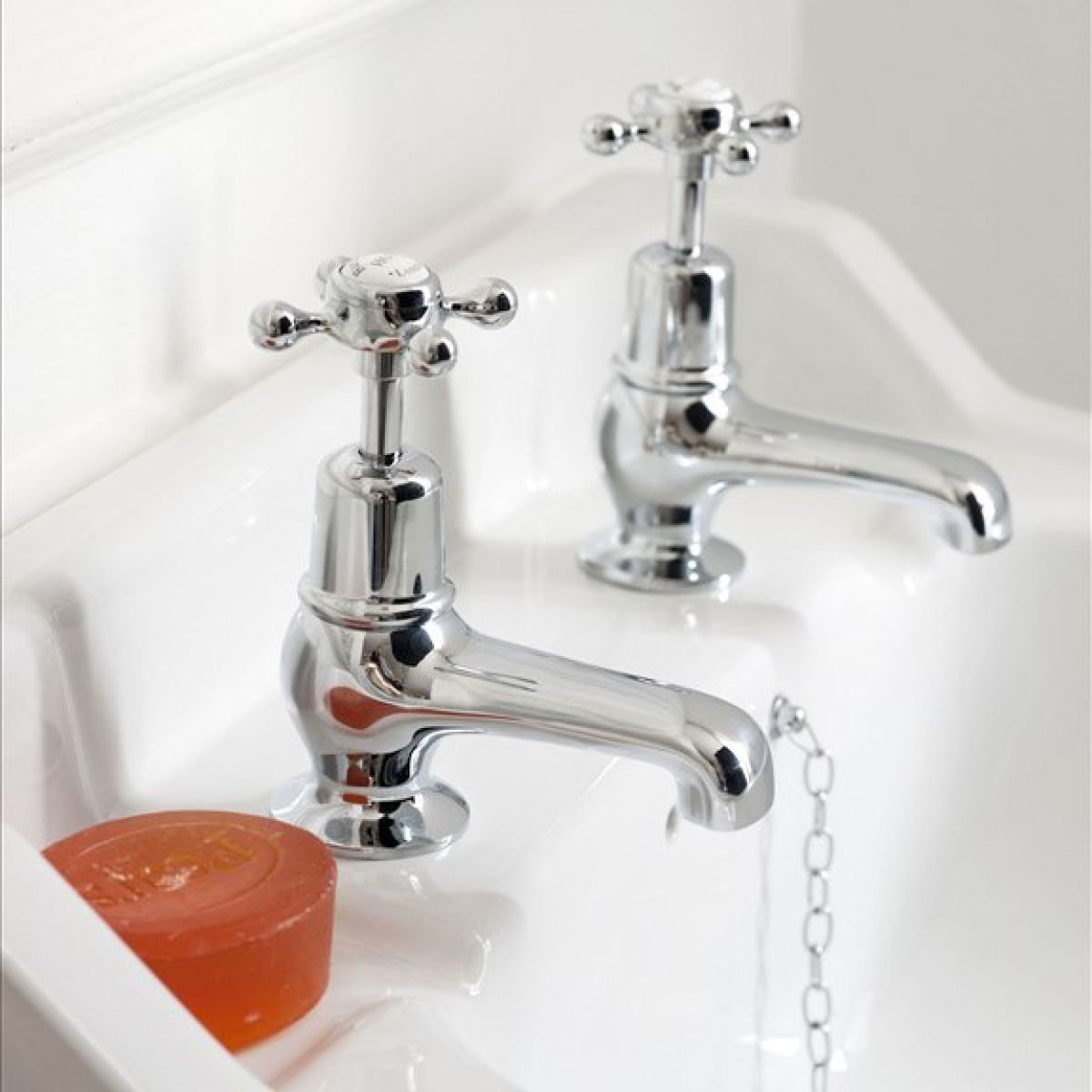 Burlington Claremont Cloakroom Taps