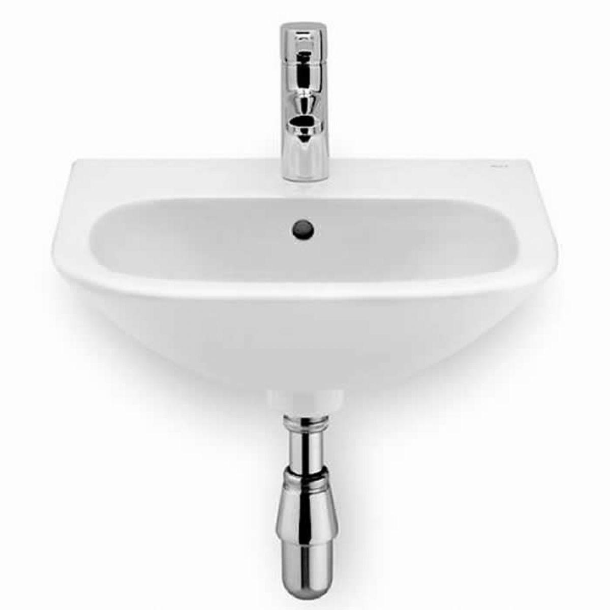 Roca nexo cloakroom basin 450mm a327643000 uk bathrooms for Roca cloakroom basin