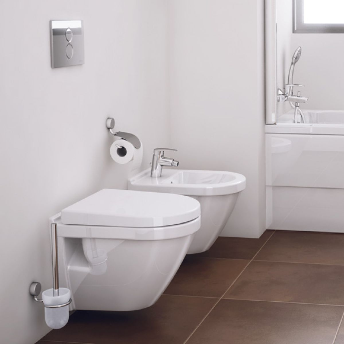 vitra s50 wall hung bidet uk bathrooms. Black Bedroom Furniture Sets. Home Design Ideas