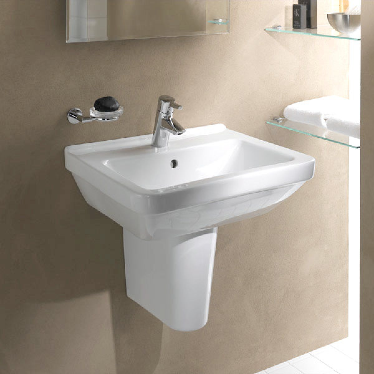 Vitra S50 Large Square Bathroom Basin Uk Bathrooms