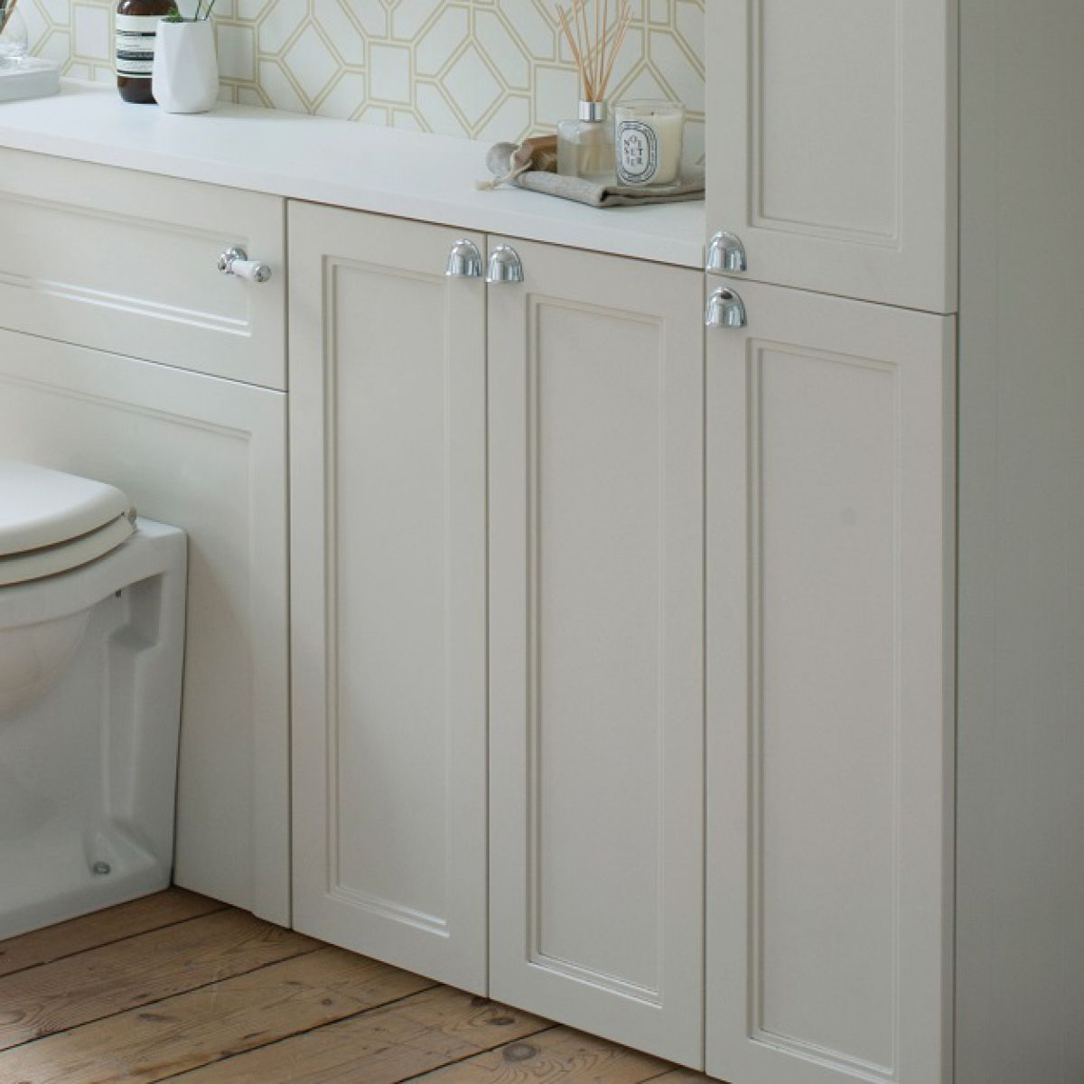 Home Bathroom Furniture Cupboards Burlington Floorstanding Base Unit