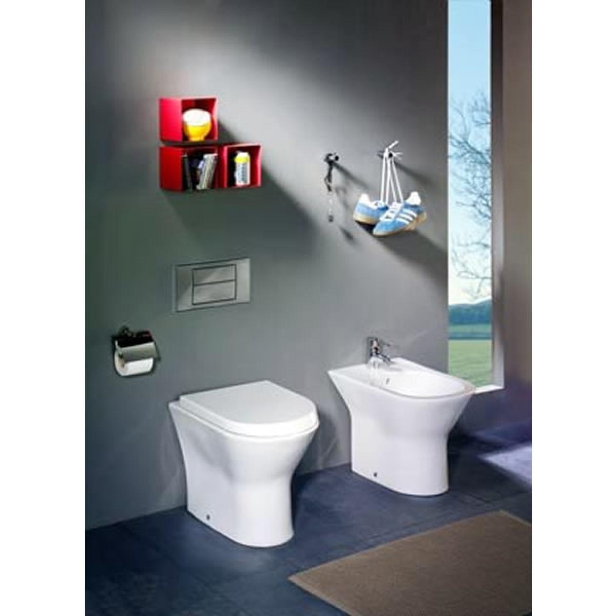 Roca Nexo Floorstanding Bidet Uk Bathrooms
