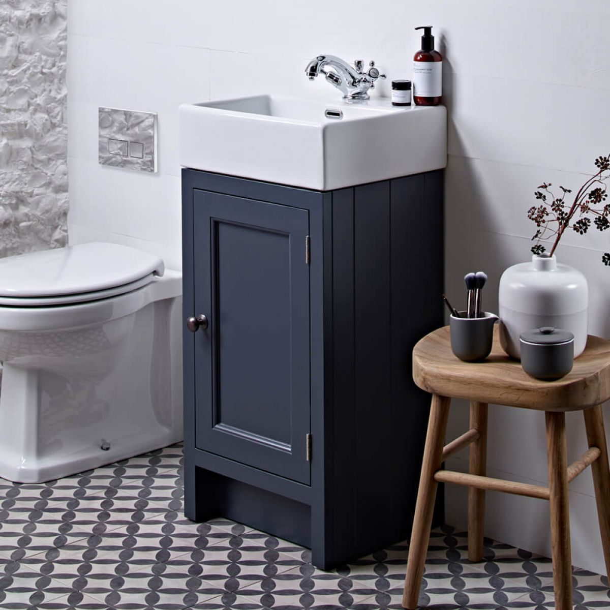 Roper Rhodes Hampton Cloakroom Unit : UK Bathrooms