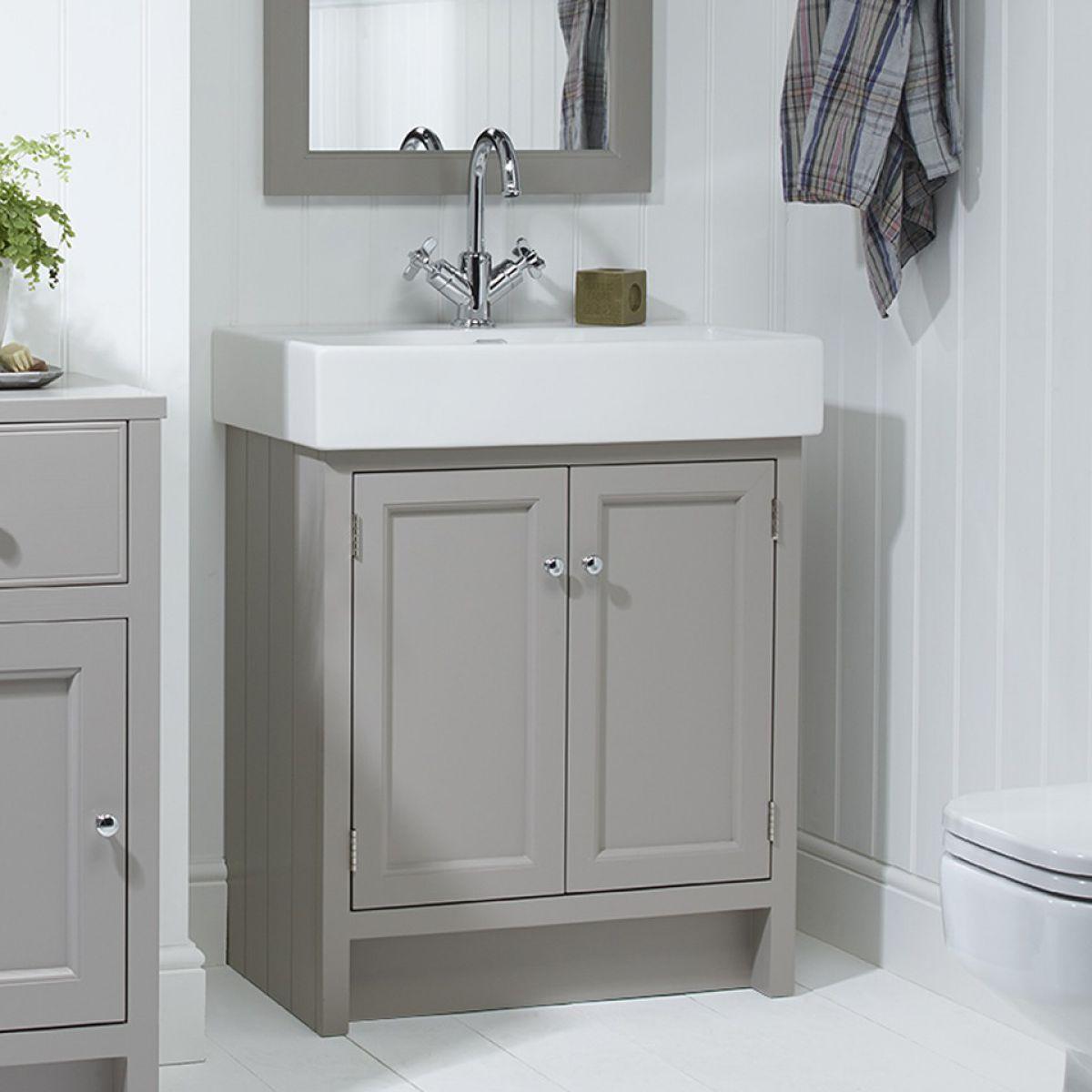 Roper rhodes hampton basin unit uk bathrooms for Bathroom cabinets victoria plumb