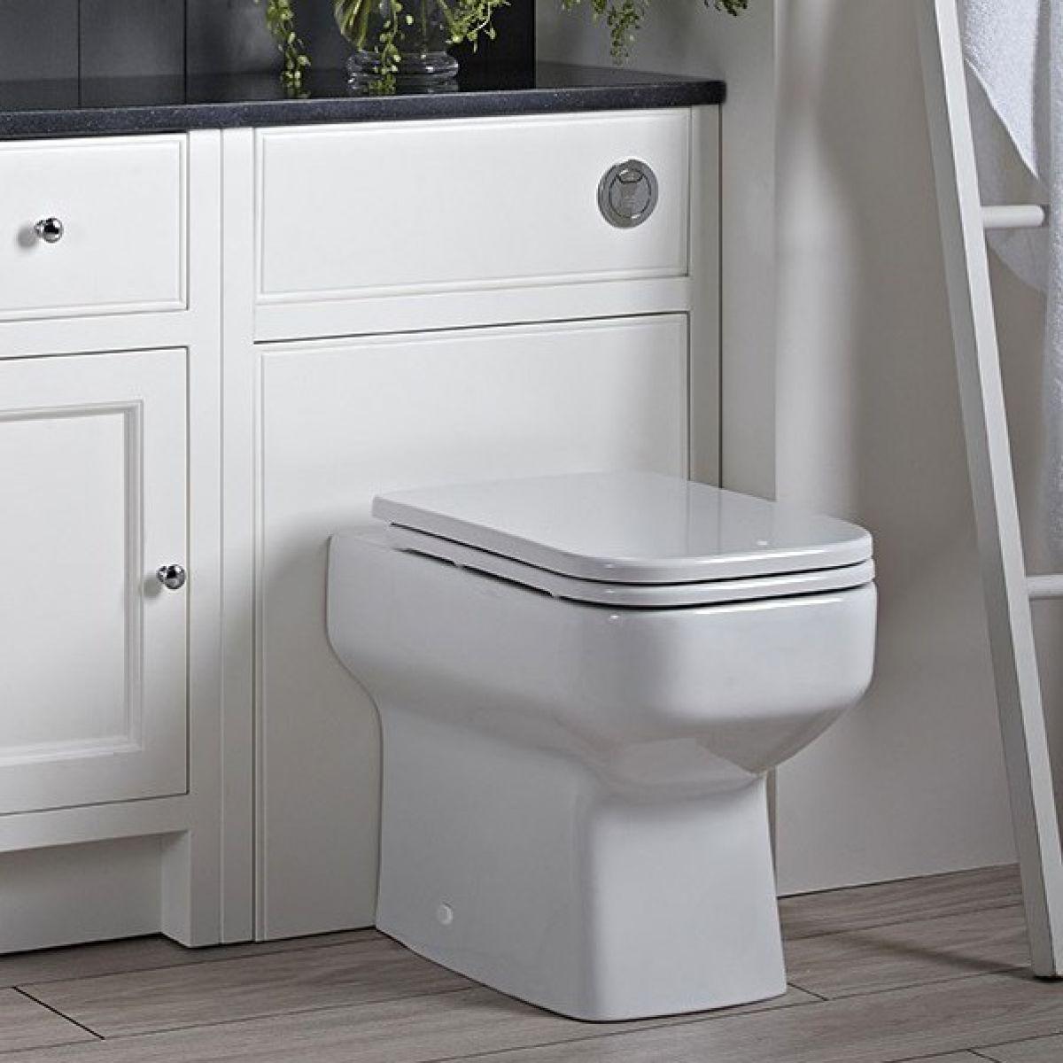 Roper Rhodes Hampton 600mm Back to Wall Toilet Unit : UK Bathrooms