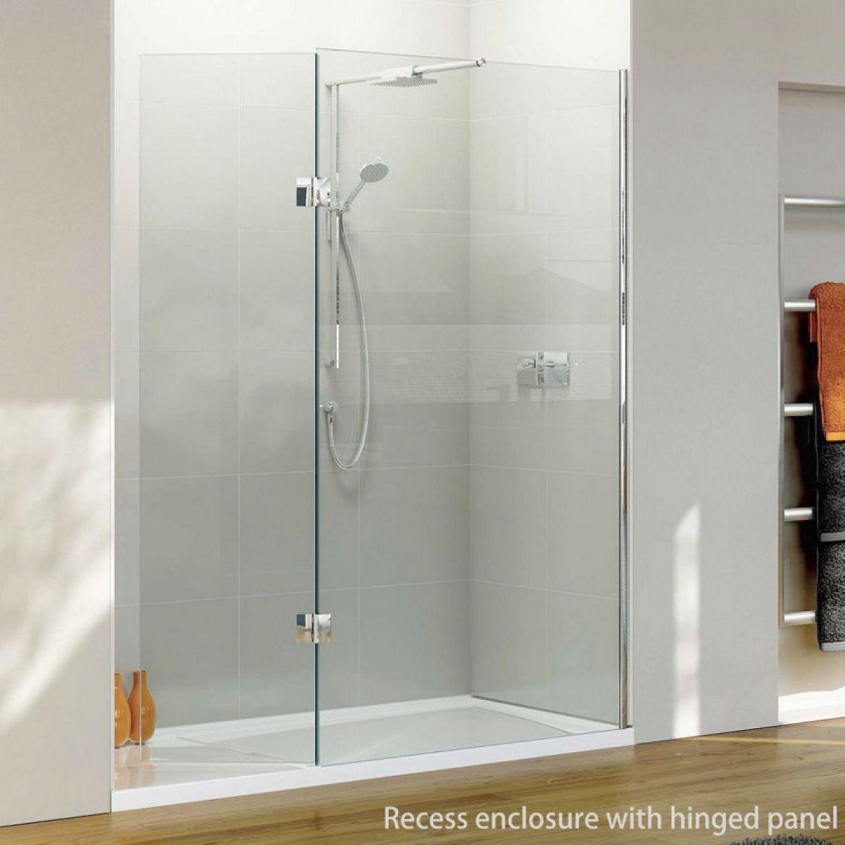Matki Boutique Recess Walk In Shower Enclosure Uk Bathrooms