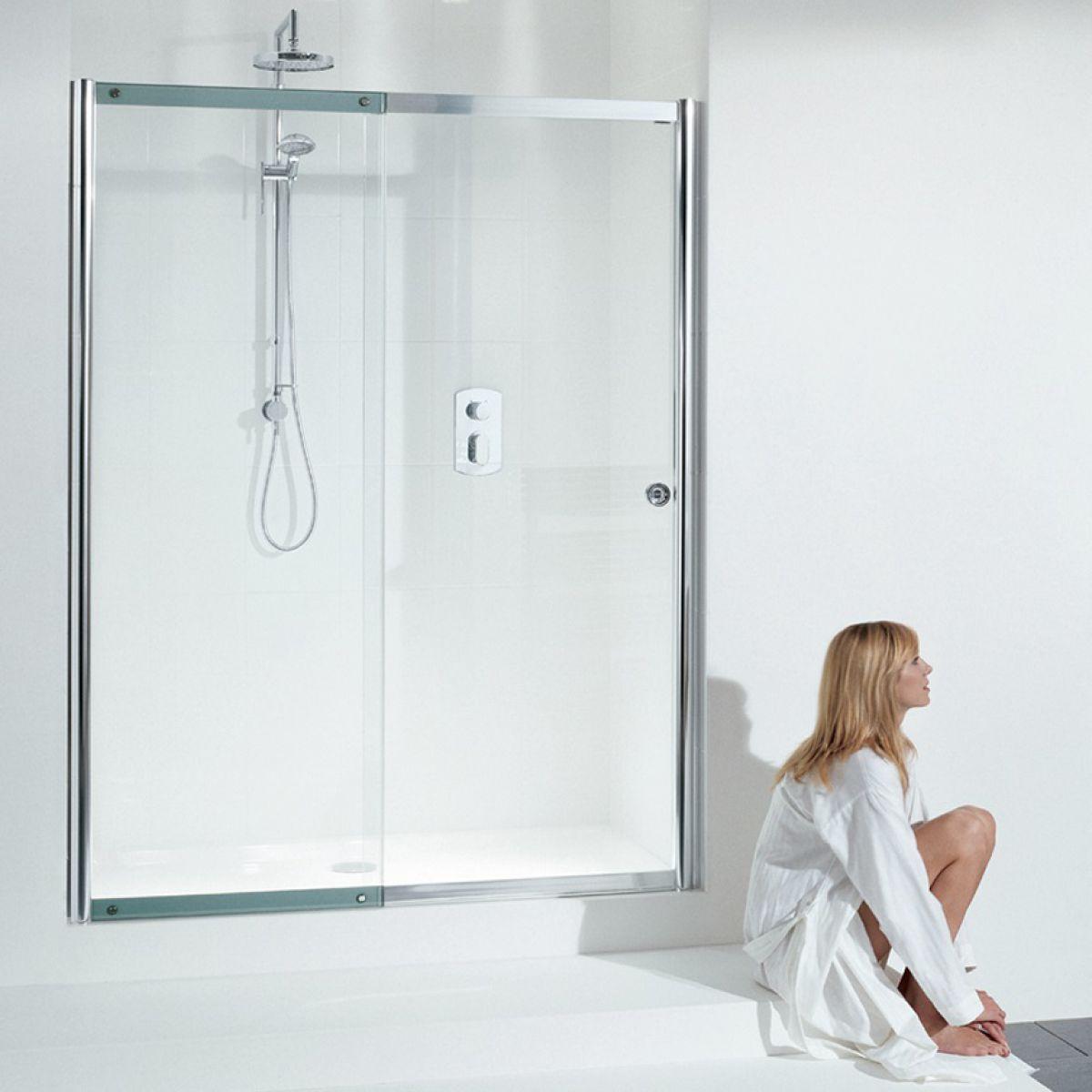 Matki Colonade Straight Sliding Shower Door