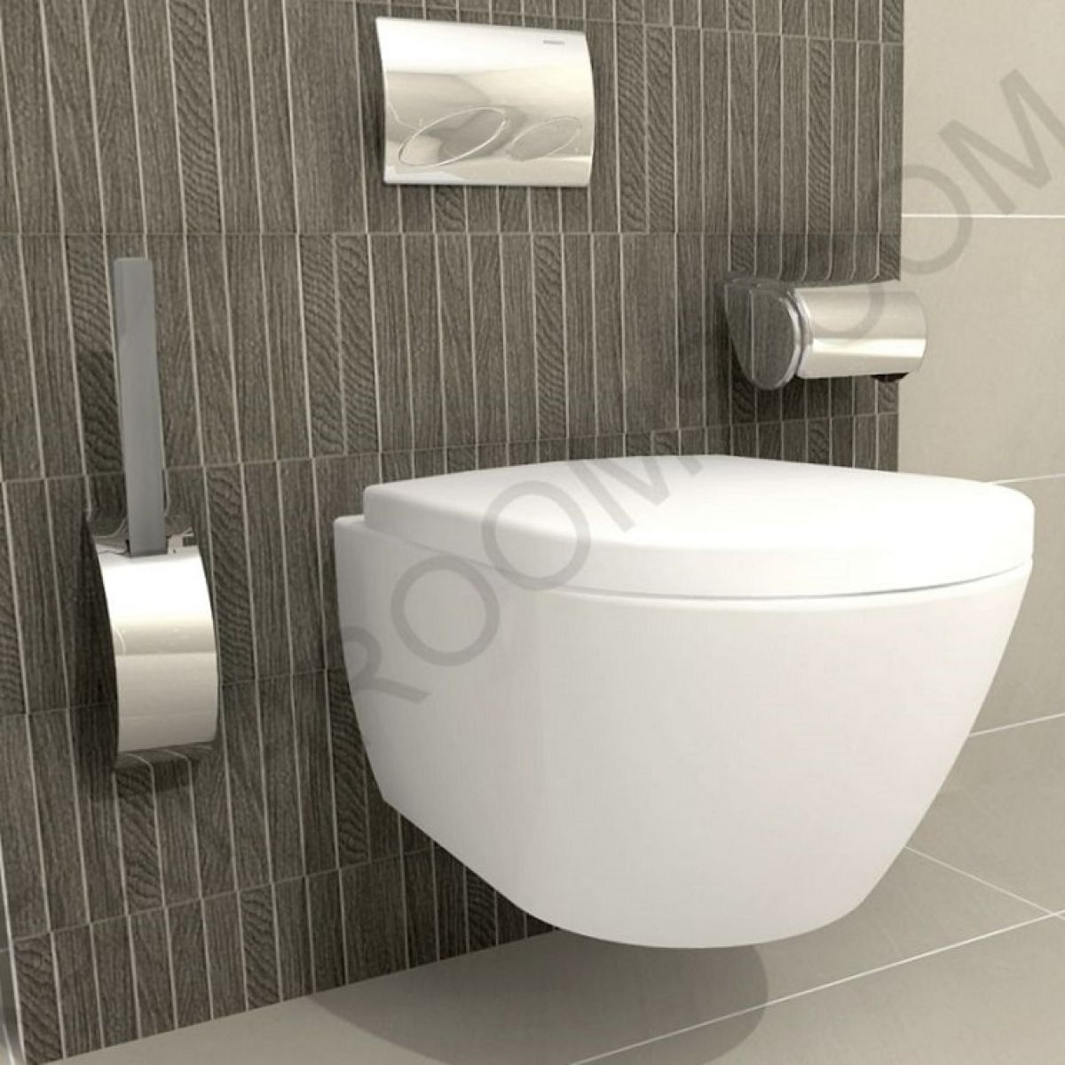 Laufen Pro Geberit Complete Wall Hung Toilet Pack UK Bathrooms