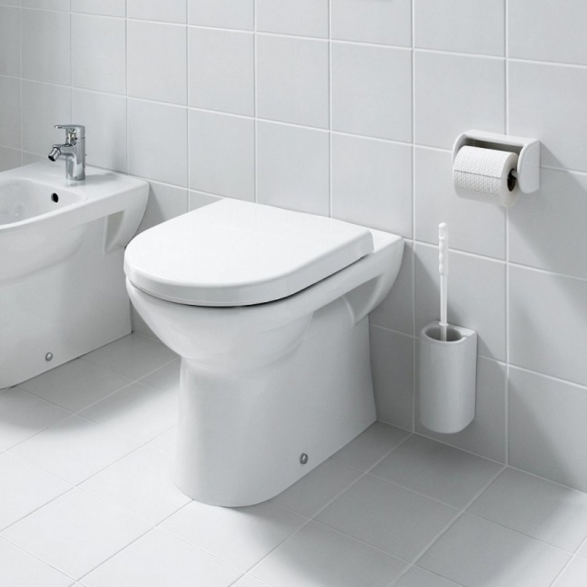 laufen pro back to wall toilet uk bathrooms. Black Bedroom Furniture Sets. Home Design Ideas