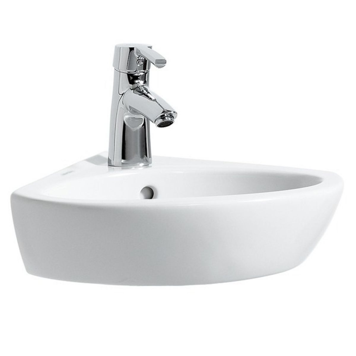 Laufen Pro Corner Hand Basin Uk Bathrooms
