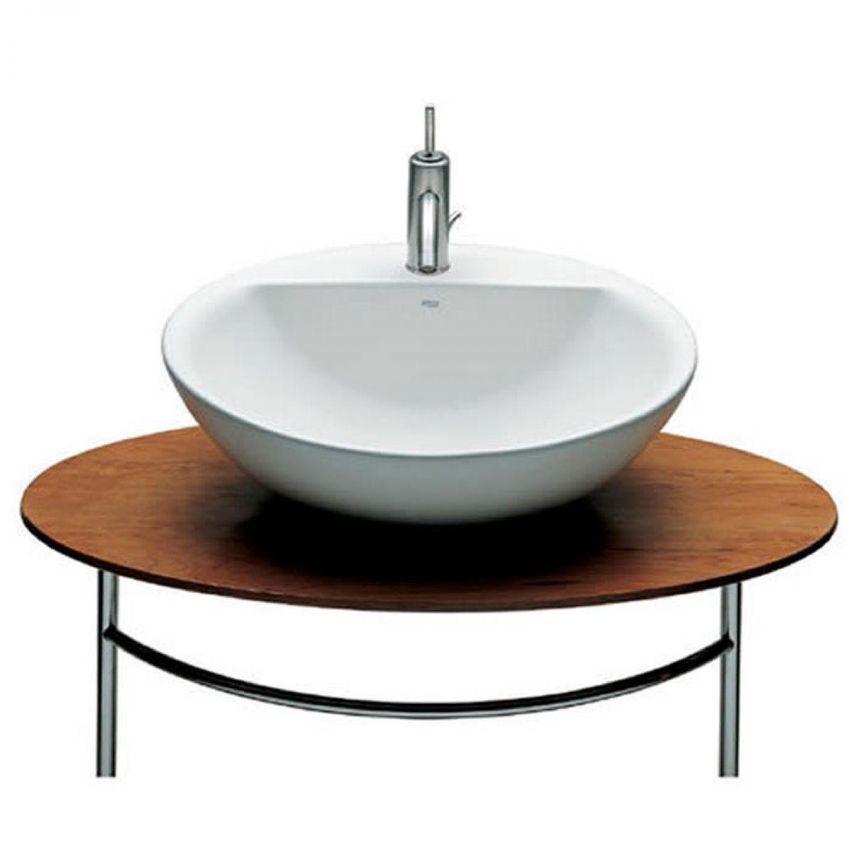 Roca Fontana Sit On Countertop Basin Uk Bathrooms