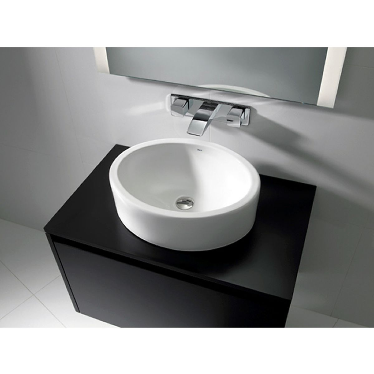 roca fuego over countertop basin uk bathrooms. Black Bedroom Furniture Sets. Home Design Ideas