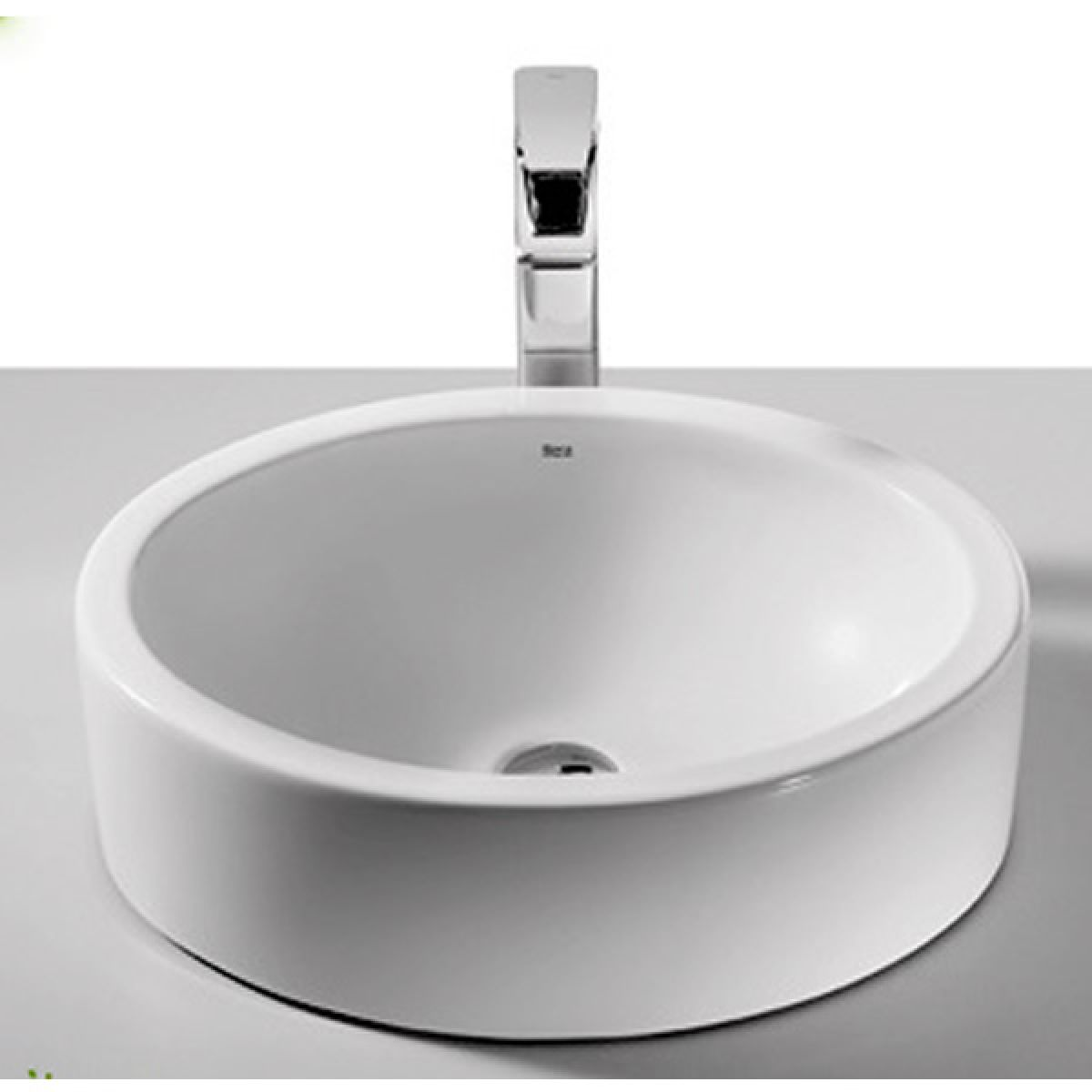 Bathroom Basin Countertop : Roca Fuego Over Countertop Basin : UK Bathrooms