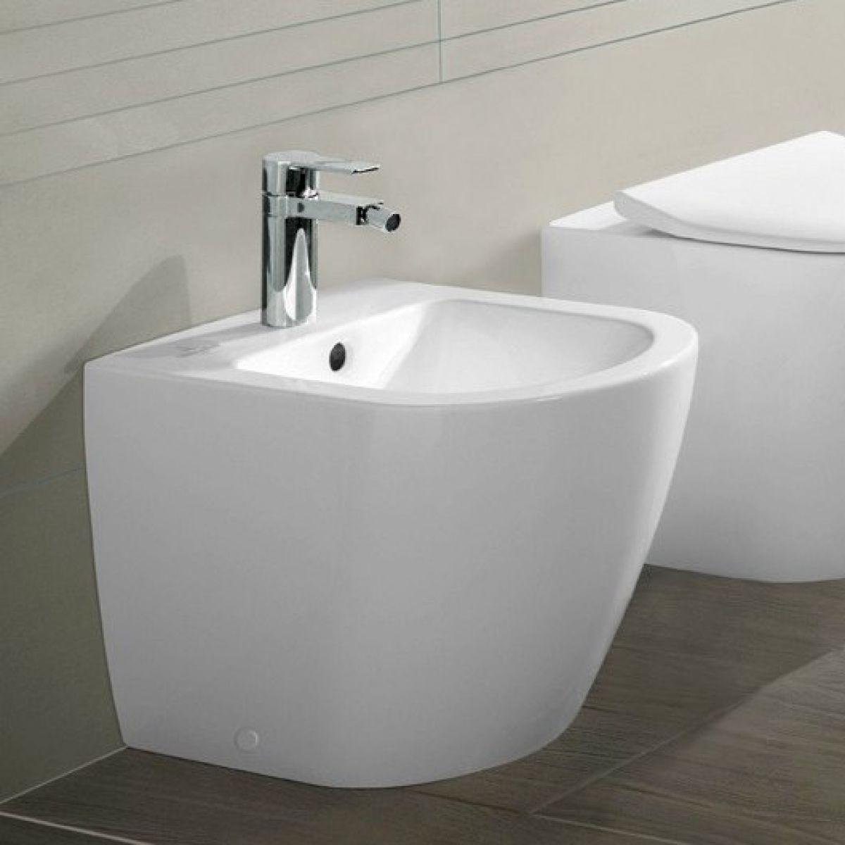 villeroy and boch subway 2 0 floor standing bidet uk bathrooms. Black Bedroom Furniture Sets. Home Design Ideas