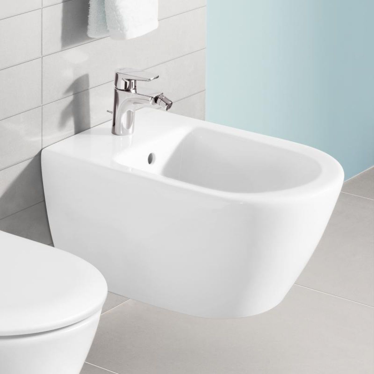Villeroy And Boch SoHo Wall Hung Bidet