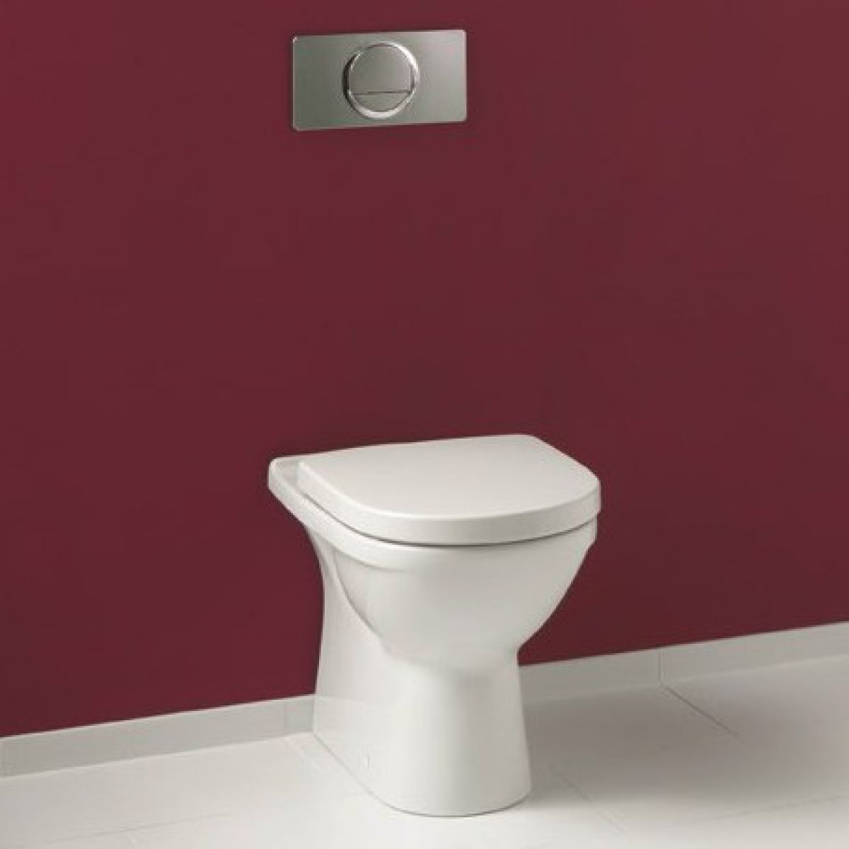 Hervorragend Villeroy & Boch O.Novo Back to Wall Toilet : UK Bathrooms DM49