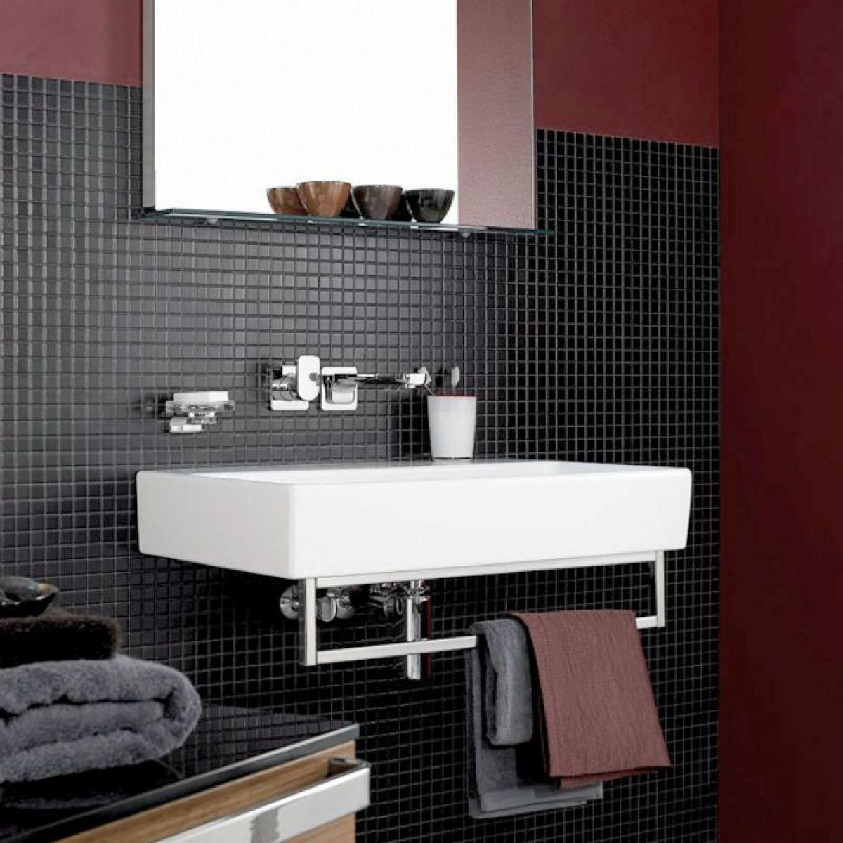 Villeroy & Boch 600mm Memento Washbasin : UK Bathrooms