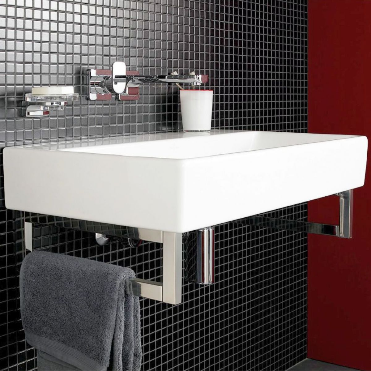 Villeroy & Boch 800mm Memento Washbasin : UK Bathrooms
