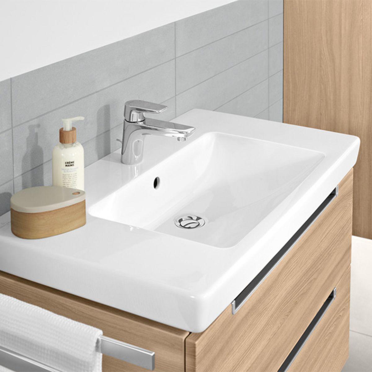 v b subway 2 0 vanity washbasin uk bathrooms. Black Bedroom Furniture Sets. Home Design Ideas