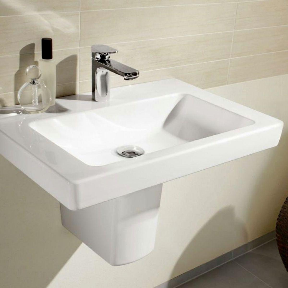 villeroy boch subway 2 0 washbasin uk bathrooms. Black Bedroom Furniture Sets. Home Design Ideas