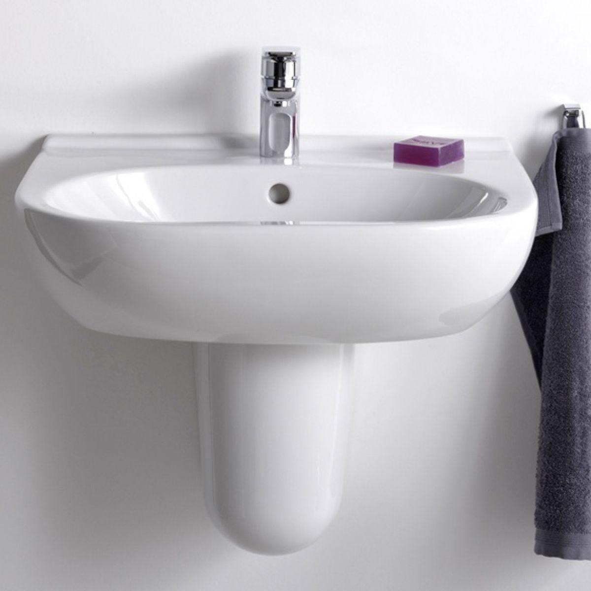 villeroy boch o novo short projection washbasin uk bathrooms. Black Bedroom Furniture Sets. Home Design Ideas
