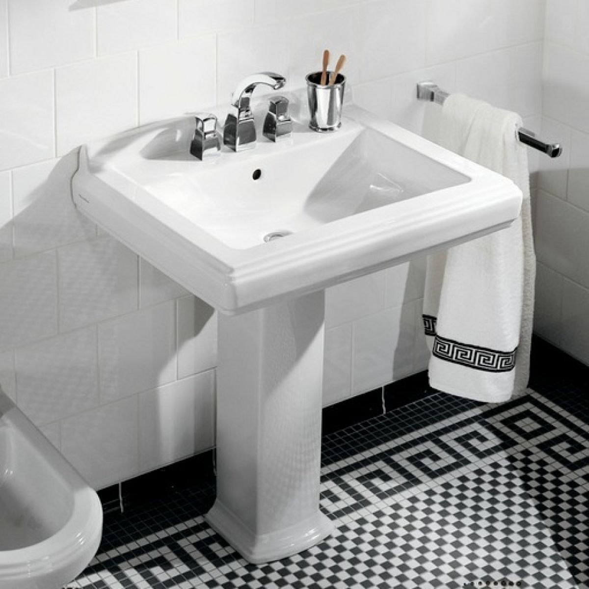 villeroy boch hommage family washbasin uk bathrooms. Black Bedroom Furniture Sets. Home Design Ideas
