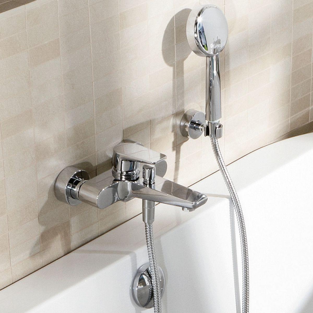 Villeroy and Boch Subway Single Lever Bath Mixer Tap : UK ...