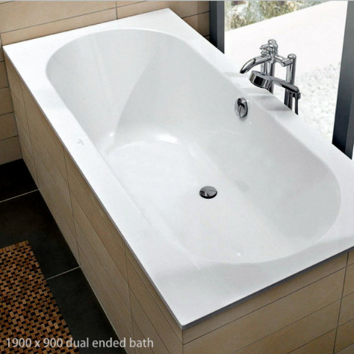 Villeroy Amp Boch Soho Oberon Quaryl Bath Uk Bathrooms