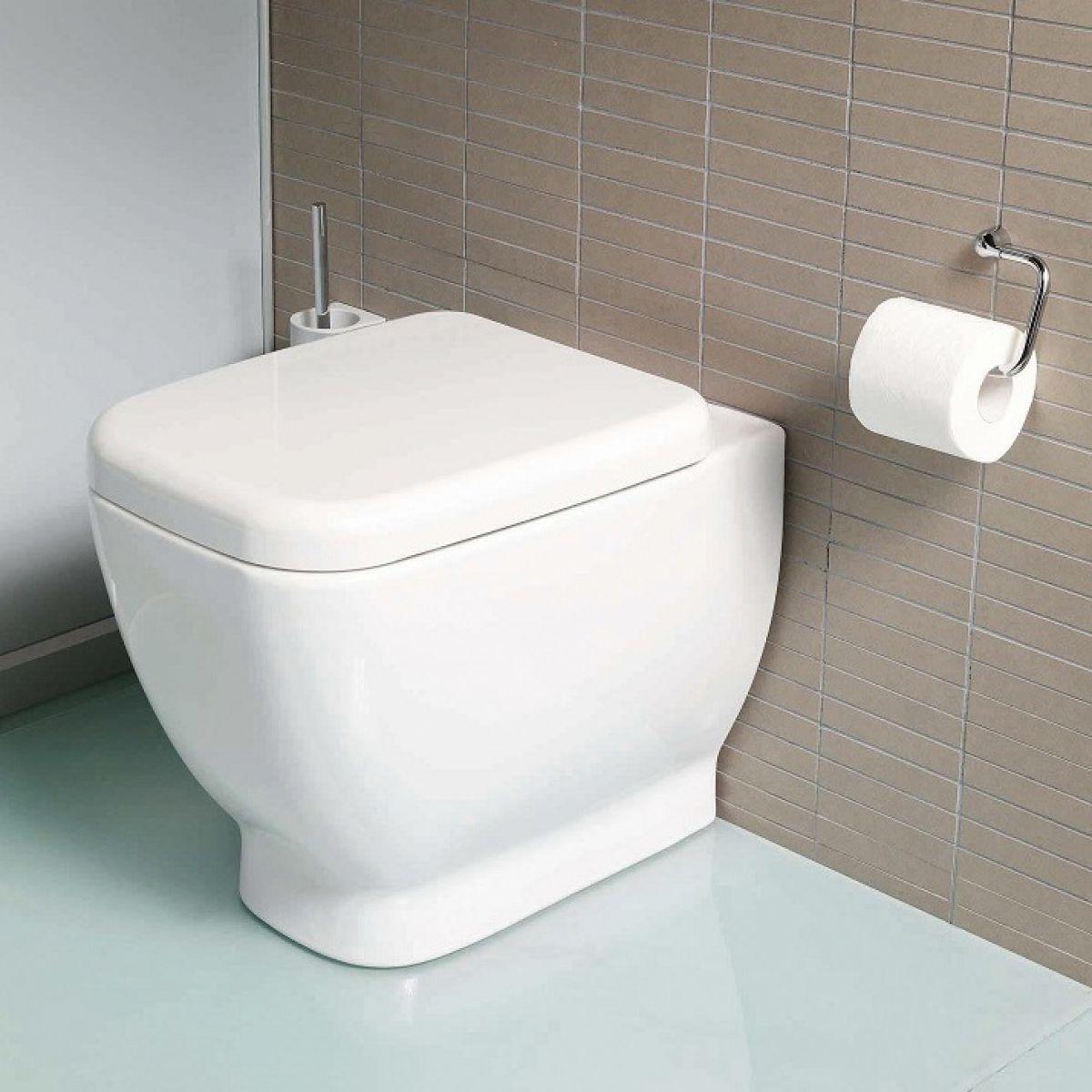 Vitra Designer Shift Back To Wall Toilet : UK Bathrooms