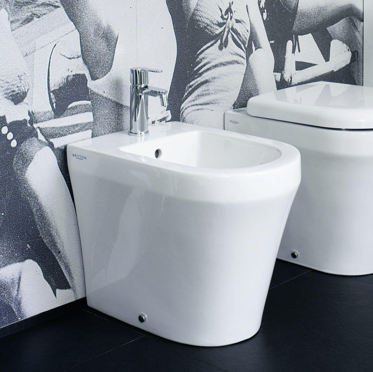 Britton Fine Back To Wall Bidet Uk Bathrooms